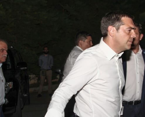 Ο Τσίπρας ανέλαβε την (αυτονόητη) πολιτική ευθύνη. Και λοιπόν;