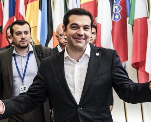 Ο ΣΥΡΙΖΑ και το ανέκδοτο της μάχης ενάντια στο σύστημα